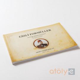 GİZLİ FORMÜLLER - AHMET NEZİHİ PEKCAN